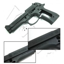 Guarder Metal Slide & Frame for TM M9 Desert Storm - Dark Gray
