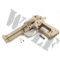 Guarder Metal Slide & Frame for TM M9 Desert Storm - Tan