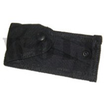 Guarder 9mm Pistol Magazine Pouch/Knife Pouch - Black