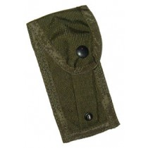Guarder 9mm Pistol Magazine Pouch/Knife Pouch - OD