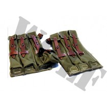 SRC MP40 SR40 Double Magazine Pouch Set