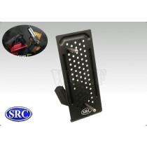 SRC Aluminium Pistol Stand Black