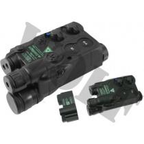 Tokyo Marui AN PEQ 16 Battery Case Black