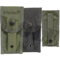 Viper Pistol Mag Pouch Black