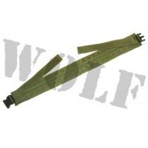 Tactical Tailor Padded Modular Belt Large OD 530181
