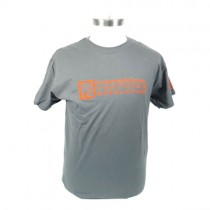 PTS Logo T-Shirt (Gray) - S