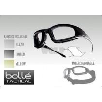 Bolle Tactical RAID Goggle / Glasses Set