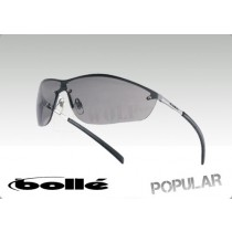 Bolle Silium Safety Glasses - Smoke Lens