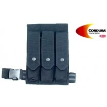 Guarder MP5 Tactical Hip Magazine Holster - Black