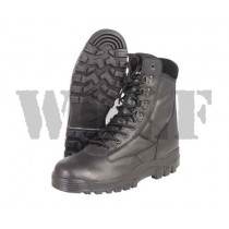 Tracpac All-Leather Patrol Boots Size 12