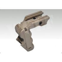 FMA MagWell and Grip for AEG / GBB M4 Dark Earth