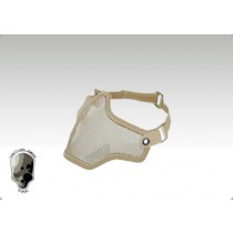 TMC Steel Mesh Half Face Mask (Tan)
