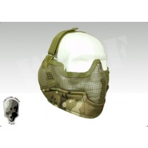 TMC V2 Strike Metal Mesh Mask (Multicam)