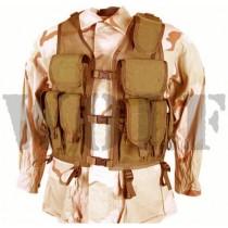 Tactical Tailor TAC Vest 1A Rifle Tan