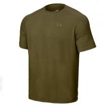 Under Armour HeatGear Tactical Tech Tee (Olive) - XL