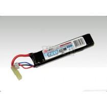 7.4V 1300mAh 25C LiPo Battery