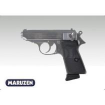 Maruzen Walther PPK/S Silver GBB Pistol