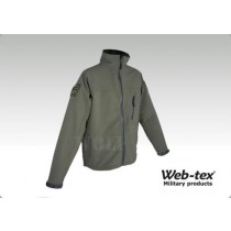 Webtex Tac Soft Shell Jacket OD - S