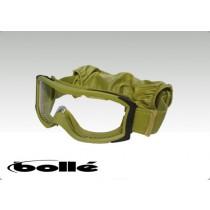 Bolle Tactical X1000 Ballistic Goggles - Tan