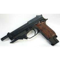 KSC Beretta M93RII-HW GBB Pistol