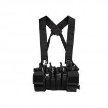 Big Foot D3CRX Chest Rig Load Bearing Vest - Black