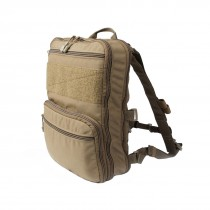 Big Foot Flatpack Plus Assault Backpack - Tan