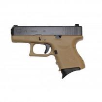 WE Glock 27 GBB Pistol (Tan)
