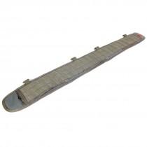 "HSGI Suregrip Padded Belt - 35.5"" - Grey"