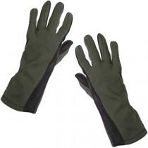 King Arms GI Nomex Gloves OD & Black Large