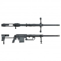 Ares Cheytac M200 Spring Sniper Rifle (Black)
