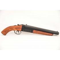 Hwasan Mad Max Double Barrel Sawn-Off Shotgun (Wood & Metal)