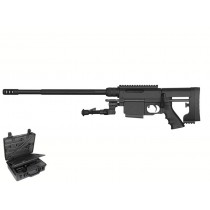 Ares MSR-WR Airsoft Spring Sniper Rifle Kit with Tactical Case