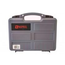 Nuprol Pistol Hard Case (PNuprol Foam) Grey