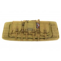 """Nuprol PMC Deluxe Soft Rifle Bag 36"""" Tan"""