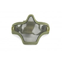 Nuprol Mesh Lower Face Shield V1 - Green