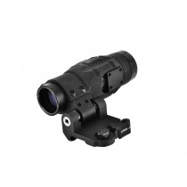 OP 3x25 Magnifier Scope (Black)