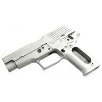 Guarder Aluminum Slide & Frame - TM P226 Rail (Alu/Blank)