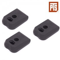 PTS Enhanced Pistol Shockplate - Glock (3 Pcs) - Black