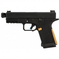 EMG Salient Arms International SAI Blu Airsoft Gas Blowback Pistol Compact