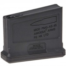 Ares Amoeba Striker Sniper Rifle Compact Magazine 45 Rounds - Black