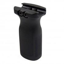 FMA FVG Vertical Grip for 20mm Rail Airsoft Black