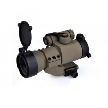 UFC M2 Red Dot with Cantilever Mount - Tan