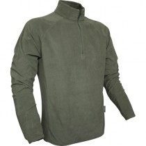 Viper Elite Mid-Layer Fleece (Green) - Large