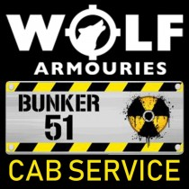 Wolf Armouries Airsoft Skirmish Day (29th September) - Minicab
