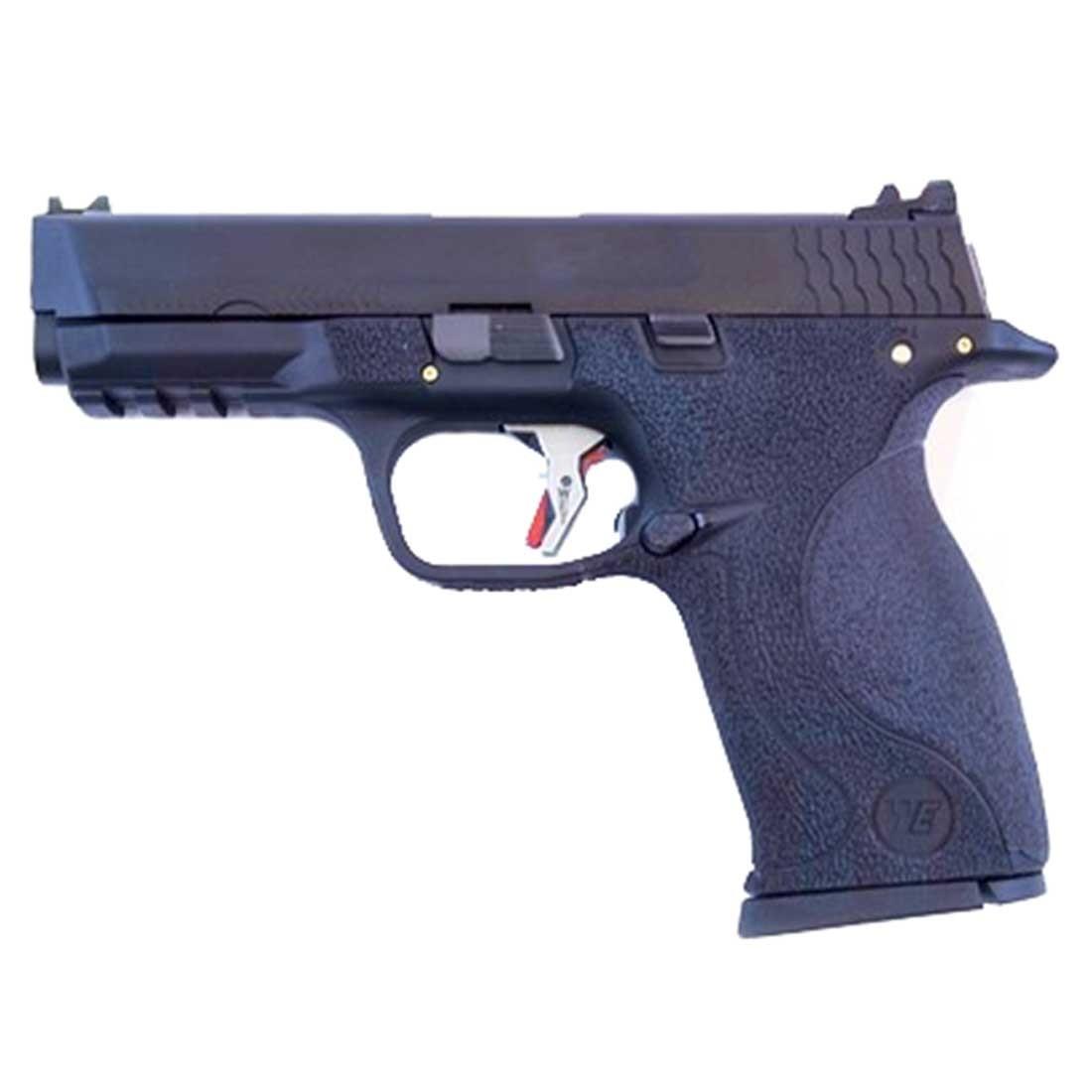 We M Amp P Big Bird Force Gbb Pistol Black Slide Gold Barrel