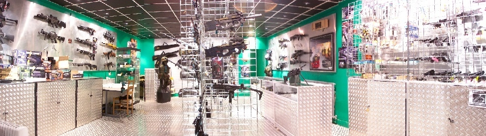Wolf Armouries Airsoft Shop Showroom